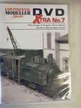 DVD XTRA NO:7 Railway Modeller/Continental Modeller 2010